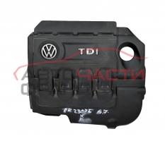 Декоративен капак двигател VW Golf 7 1.6 TDI 105 конски сили
