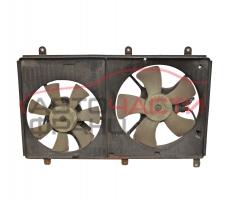 Перки охлаждане воден радиатор Mitsubishi Grandis 2.4 i 165 конски сили