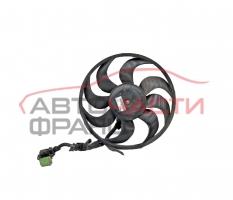 Перка охлаждане воден радиатор Opel Meriva 1.4 16V 120 конски сили