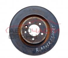 Преден спирачен диск Range Rover Sport 3.6 D 272  конски сили