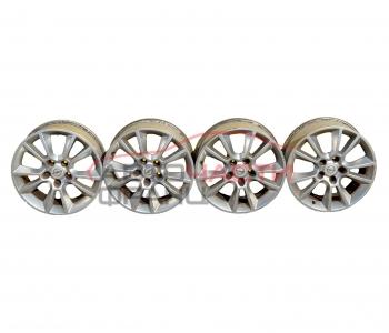 Алуминиеви джанти 17 цола Opel Zafira B 1.7 CDTI 110 конски сили