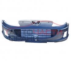 Предна броня Peugeot 407 2.0 HDI 136 конски сили
