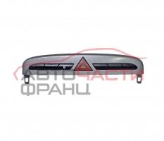 Бутон аварийни светлини Peugeot 308 1.6 HDI 90 конски сили 9659417177