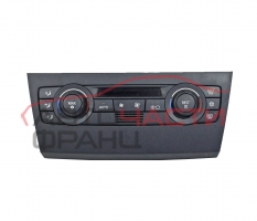 Панел климатроник BMW E90 3.0 D 231 конски сили 6411-6983944-01