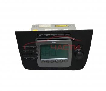 Радио CD SEAT ALTEA 2.0 TDI 140 КОНСКИ СИЛИ 5P1035186VXB