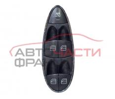 Панел бутони стъкло Mercedes E class W211 3.2 CDI 204 конски сили A2118213679