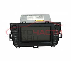 GPS навигация Toyota Prius 1.8 Hybrid 99 конски сили 86120-47410