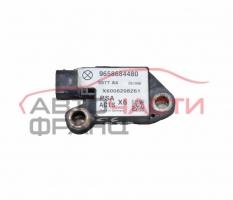 AIRBAG crash сензор Citroen C6 2.7 HDI 204 конски сили 9658684480