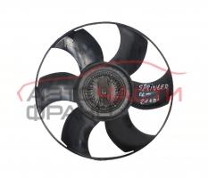 Перка охлаждане воден радиатор Mercedes Sprinter 2.1 CDI 129 конски сили