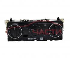 Панел климатик Mercedes B class W245 2.0 CDI 109 конски сили A1698300585