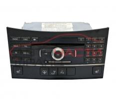 Навигация Mercedes E class W212 2.2 CDI 170 конски сили A2129063001