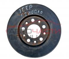 Преден спирачен диск Jeep Renegade 1.6 CRD 120 конски сили