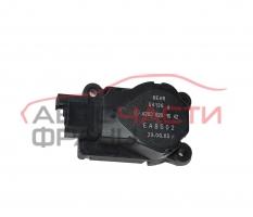 Моторче клапи климатик парно Mercedes CLK W209 2.7 CDI 170 конски сили A2038201642