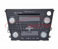 Радио CD Subaru Legacy 2.0 i 150 конски сили 86201AG460 2009 г
