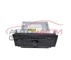 Радио CD Audi A4 2.0 TDI 170 конски сили 8T1035195H