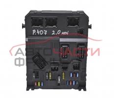 BSI модул Peugeot 407 2.0 HDI 136 конски сили 9655708380