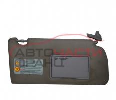 Десен сенник Nissan Pathfinder 2.5 DCI 163 конски сили
