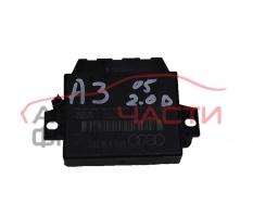 Парктроник модул Audi A3 2.0 TDI 140 конски сили 8P0919283D
