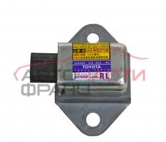 Заден ляв airbag сензор Toyota Land Cruiser 120 3.0 D-4D 173 конски сили 89833-60010