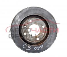 Преден спирачен диск Citroen C3 1.6 HDI 75 конски сили