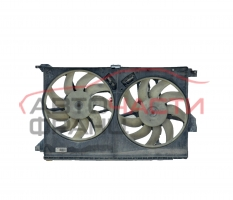Перка охлаждане воден радиатор Fiat Croma 1.9 Multijet 150 конски сили