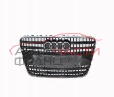 Предна решетка Audi Q7 4.2 TDI 326 конски сили 4L0853651