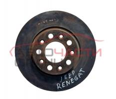 Заден спирачен диск Jeep Renegade 1.6 CRD 120 конски сили