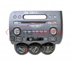 Панел климатик Honda Jazz II 1.2 I 90 конски сили 39100-SAA-G121