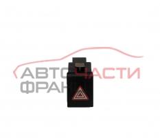 Бутон аварийни светлини VW Polo 1.4 16V 80 конски сили 6Q0953235A