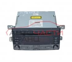 Радио CD Subaru Forester 2.0 D 147 конски сили 86201SC440 2009г
