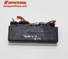 abs модул Mercedes Benz SLK  R170  2.3 kompressor 193 конски сили  A2105400072
