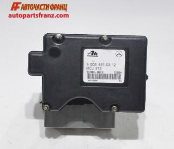 abs помпа Mercedes SLK R170 2.3 Kompressor 193 конски сили A0034310312