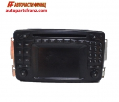 gps навигация Mercedes Benz CLK / Мерцедес Бенц ЦЛК, W209