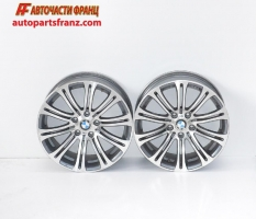 алуминиеви джанти 18 цола за BMW Series 3 / БМВ Серия 3 (E46) 1998-2005 г., междуболтово разстояние 5 х 120