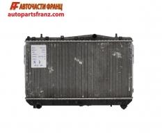 воден радиатор за Chevrolet Nubira / Шевролет Нубира, 2004 - 2010 Г., 1.6 бензин