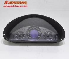 километражно табло Mercedes CLK W209 2.7 CDI 170 конски сили A2095404211