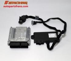 компютър запалване BMW E60 3.0 D 231 конски сили 0281014437 / 7806976