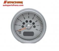 Оборотомер Mini Cooper R50 1.6 бензин 116 конски сили 6211-6924924