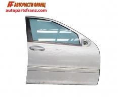 предна дясна врата Mercedes C Class W203 2.2 CDI 150 конски сили