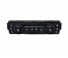 Панел  климатроник BMW E90 2.0D 163 конски сили 64119117136-01