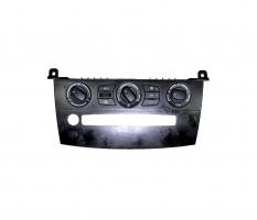 панел климатроник BMW E60 3.0 D 218 конски сили 64116946979