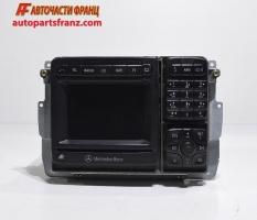 gps навигация Mercedes S-Class W220 3.2 CDI 197 конски сили A2208203789