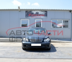Mercedes C class W203 2.2 CDI 105 киловата 143 конски сили. Тип на мотора 611962