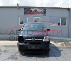 Opel Meriva A 1.7 CDTI 74 киловата 100 конски сили. Тип на мотора Z17DTH.