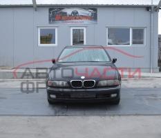 BMW E39, 2.0 бензин 150 конски сили, ръчна скоростна кутия. Автомобилът се предлага на части.