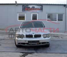 BMW Series 7 E65 3.0 D 218 конски сили, автоматична скоростна кутия. Автомобилът се предлага на части