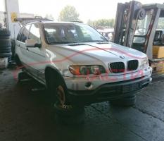 BMW X5 E53 3.0 D 135 киловата 184 конски сили. Тип на мотора M57D30