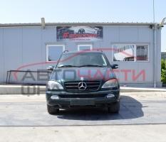 Mercedes ML W163 2.7 CDI 120 киловата 163 конски сили. Тип на мотора 612963