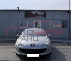 Peugeot 407 купе 2.7 HDI 150 киловата 204 конски сили.  Тип на мотора UHZ. Автоматична скоростна кутия.