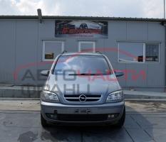 Opel Zafira A 1.6 16V 74 киловата 101 конски сили. Тип на мотора Z16XEL
